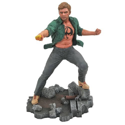 Marvel Gallery Netflix Iron Fist Statue