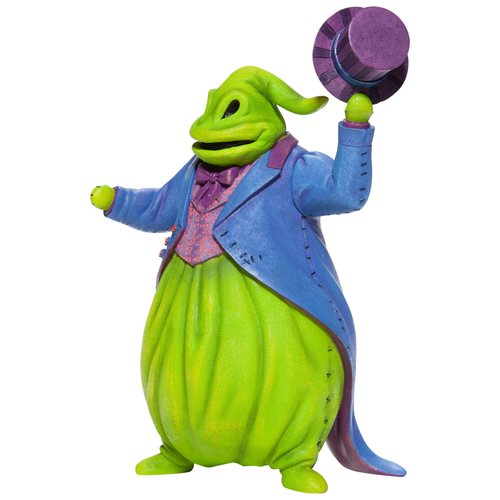 Disney Showcase Nightmare Before Christmas Oogie Boogie Couture de Force Statue