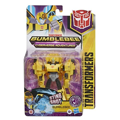 Transformers Cyberverse Warrior Wave 9 Set
