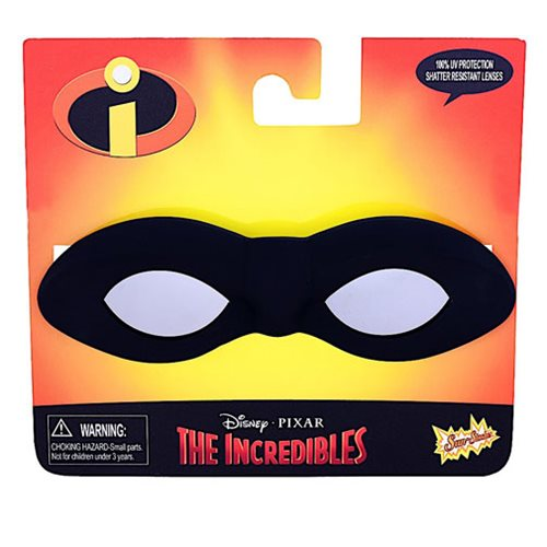 Incredibles Mask Sun-Staches