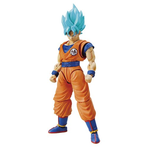 Bandai Dragon Ball Super Figure-Rise Son Goku Ultra Instinct Model Hobby Kit