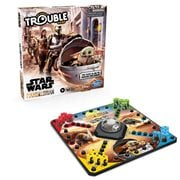 Star Wars The Mandalorian Edition Trouble Game