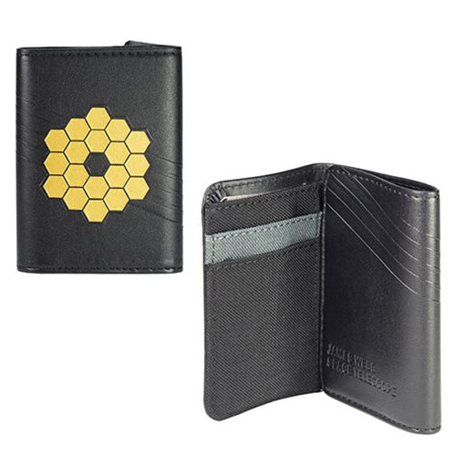 NASA James Webb Space Telescope Wallet
