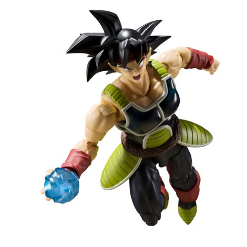 Dragon Ball Z Bardock S.H.Figuarts Action Figure