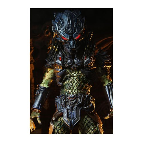 Predator Ultimate Armored Lost Tribe Predator 7-Inch Action Figure