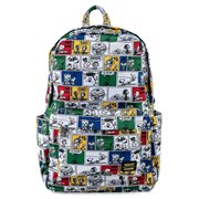 Peanuts 70th Anniversary Comic Strip Nylon Backpack