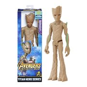 Avengers: Infinity War Titan Hero Series Groot with Titan Hero Power FX Port 12-Inch Action Figure