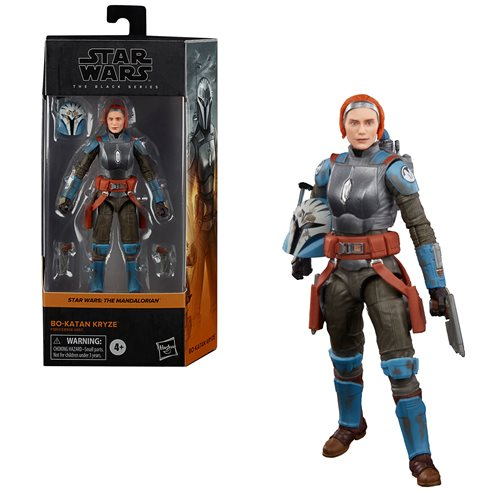 Star Wars Black Series Bo-Katan Kryze 6-Inch Action Figure