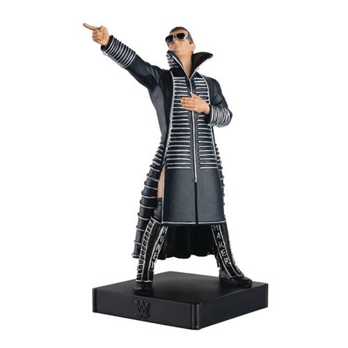 WWE Championship Collection The Miz Figure with Collector Magazine