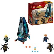 LEGO Marvel Avengers 76101 Outrider Dropship Attack