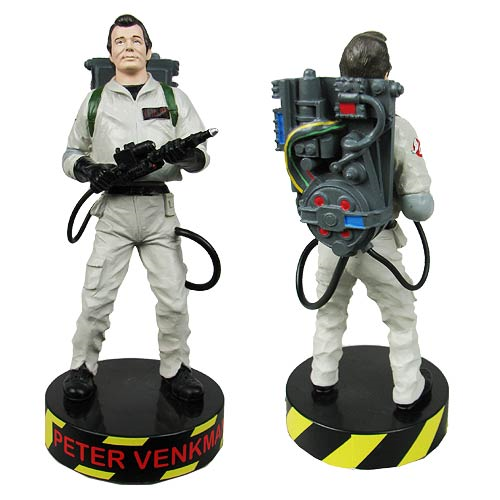 Ghostbusters Peter Venkman Deluxe Talking Premium Motion Statue