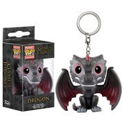 Game of Thrones Drogon Pocket Pop! Key Chain