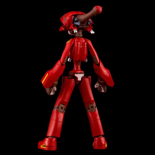 FLCL Canti Red Version Action Figure - Previews Exclusive