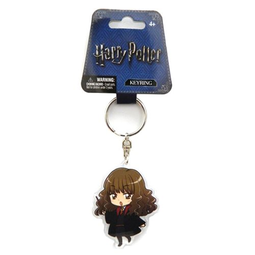 Harry Potter Hermione Granger Acrylic Figure Key Chain