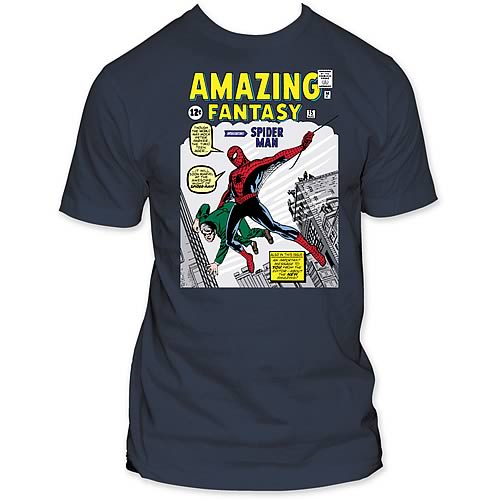 Spider-Man Amazing Fantasy #15 T-Shirt