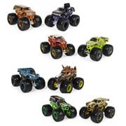 Monster Jam Color-Changing Truck 2-Pack 1:64 Scale Case