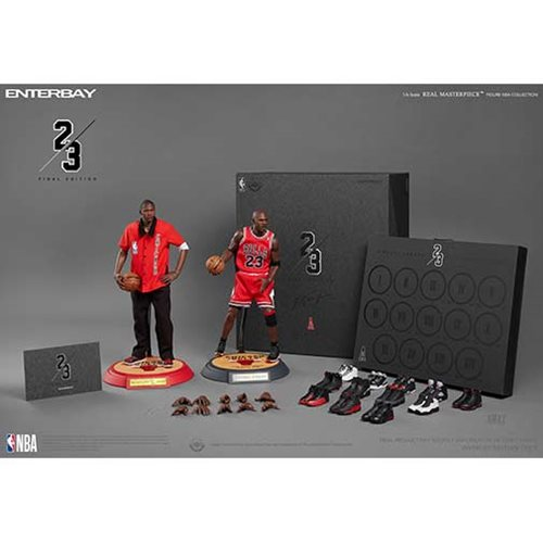 NBA Collection Michael Jordan Away Final Limited Edition 1:6 Scale Real Masterpiece Action Figure