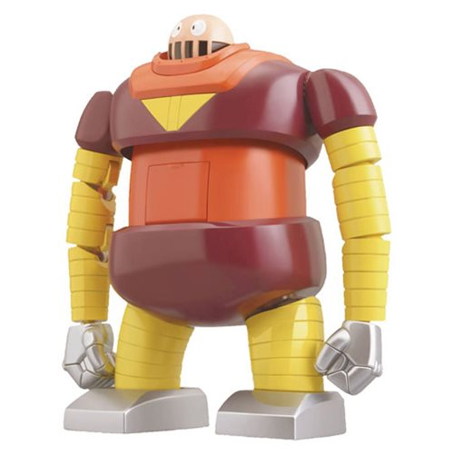 Dynamite Action No-39 Boss Borot Die-Cast Action Figure