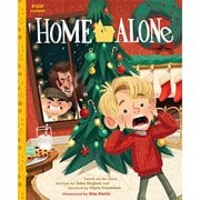 Home Alone: The Classic Illustrated Storybook Hardcover Book