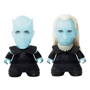 Game of Thrones Night King and White Walker 3-Inch Titan Vinyl Figure 2-Pack - Convention Exclusive