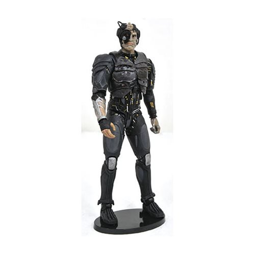 Картинки по запросу Star Trek Select Figures - The Next Generation - Borg