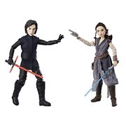 Star Wars Forces of Destiny Rey and Kylo Ren Adventure Doll 2-Pack