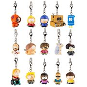South Park Zipper Pulls Series 2 Key Chain Random 5-Pack