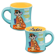 Maxine 12 oz. Fluted Ceramic Mug