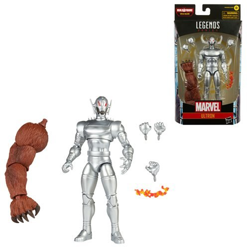 Marvel Legends Comic Ultron 6-Inch Action Figure