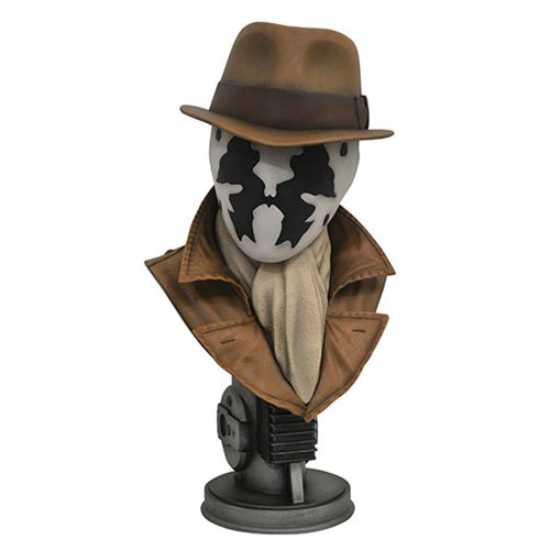 Watchmen Legends in Three Dimensions Rorschach 1:2 Scale Bust