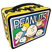 Peanuts Cast Gen 2 Fun Box Tin Tote