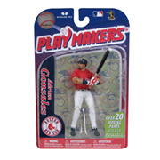 MLB Playmakers Series 3 Adrian Gonzalez Action Figure