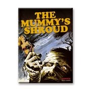 Hammer Horror The Mummy Grab Flat Magnet