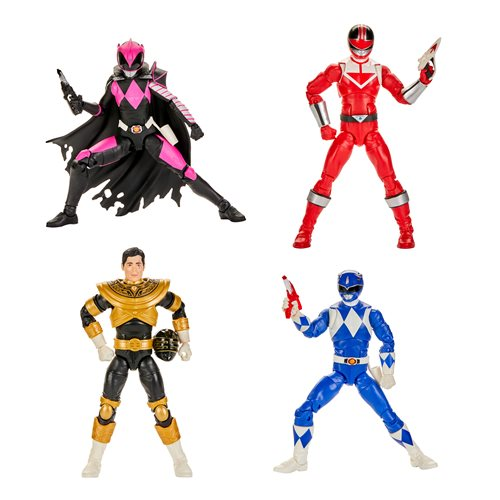 Power Rangers Lightning Collection 6-Inch Figures Wave 5