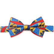 Lion King Animals Big Boys Bow Tie