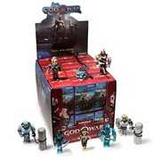 God of War Series Mini-Figures Display Tray