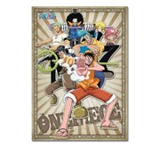 One Piece Men Battle Pose Group 300-Piece Puzzle