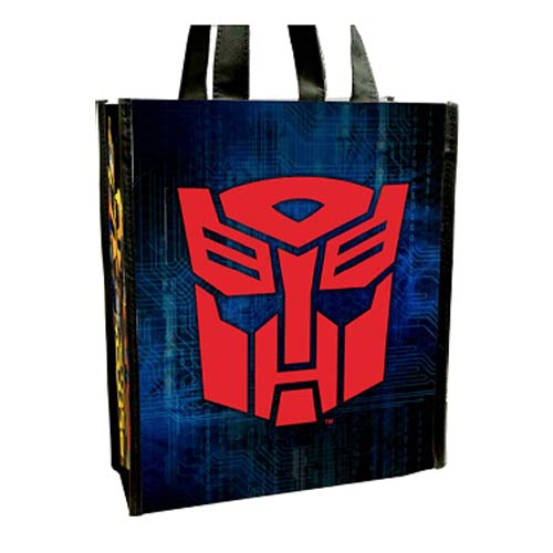 Transformers Autobots Small Recycled Shopper Tote