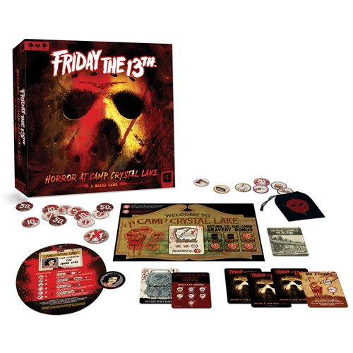 Friday the 13th: Horror at Camp Crystal Lake Game