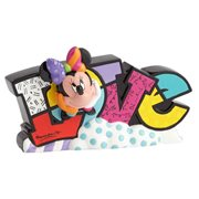 Disney Minnie Mouse Love Statue by Romero Britto