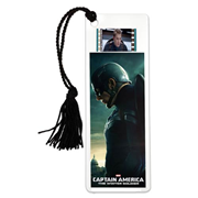 Captain America The Winter Soldier Series 1 Film Cell Bookmark