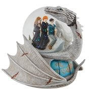 Harry Potter Ukranian Ironbelly Snow Globe