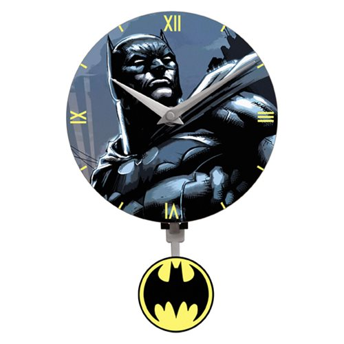 Batman Mini Motion Wall Clock