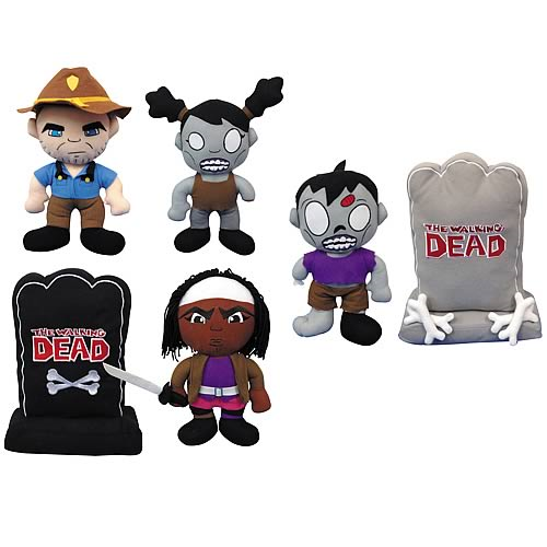 Walking Dead Plush Case