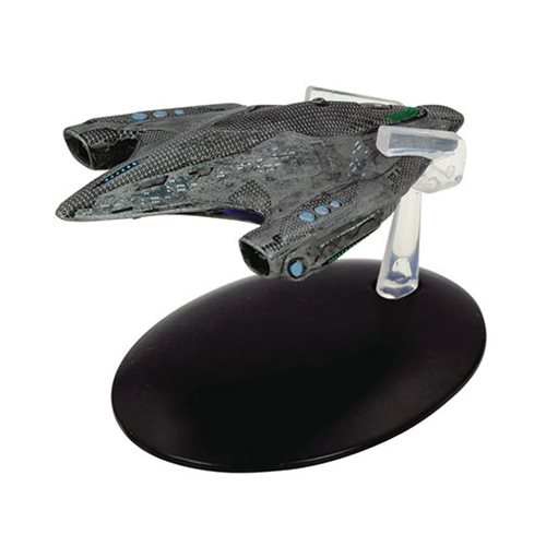 Star Trek Starships Devore Warship Die-Cast Vehicle with Collector Magazine #153