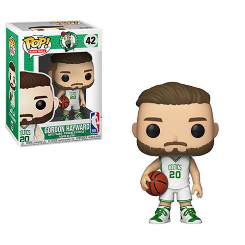 NBA Gordon Hayward Celtics Pop! Vinyl Figure #42