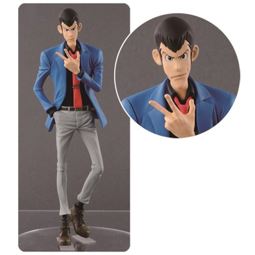 Lupin the 3rd Lupin Master Stars Piece Statue