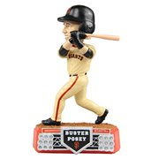 MLB San Francisco Giants Buster Posey Stadium Lights Bobble Head