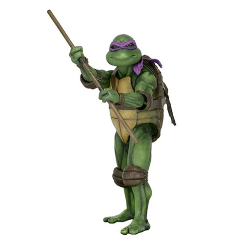 Teenage Mutant Ninja Turtles Donatello 1:4 Scale Action Figure