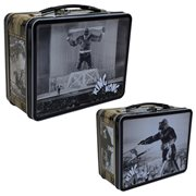 King Kong Tin Tote Lunch Box
